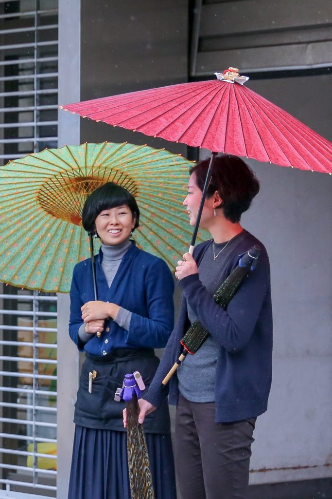 和傘(wagasa)岐阜
