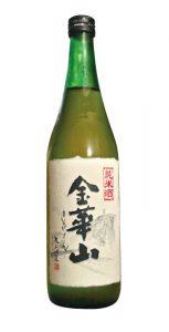 金華山純米酒(足立酒造)|日本酒