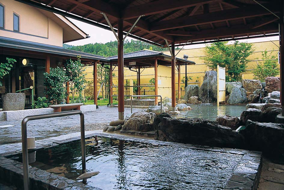 武芸川温泉